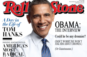 Rolling Stone Loves Obama!